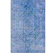 Link to 178cm x 275cm Ultra Vintage Persian Rug