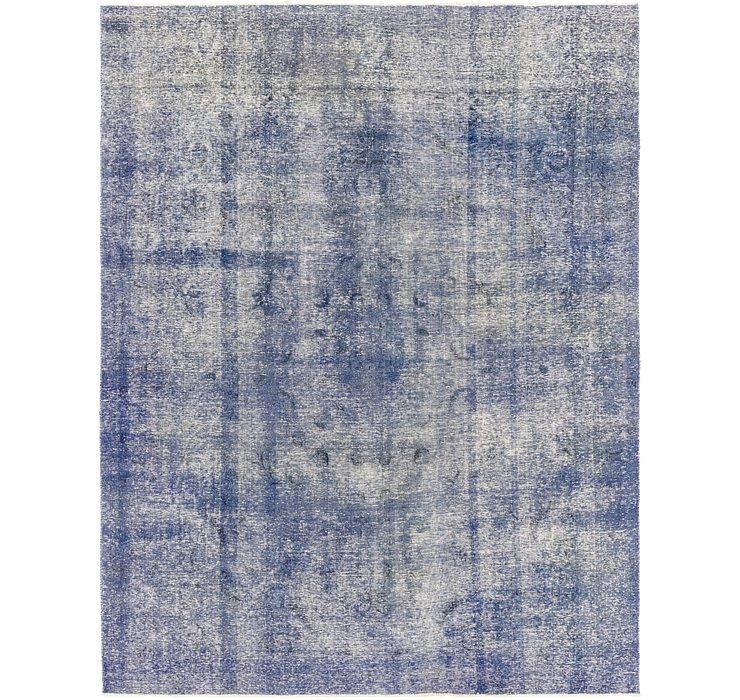 9' x 11' 8 Ultra Vintage Persian Rug