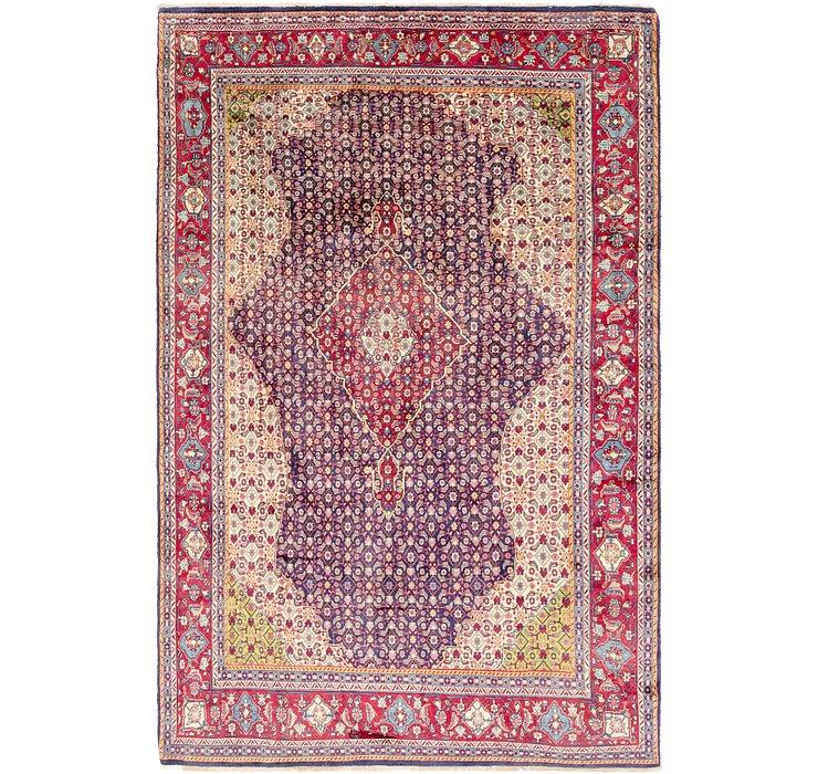 6' 10 x 10' 6 Farahan Persian Rug