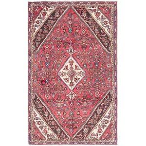 5' 4 x 8' 9 Hamedan Persian Rug