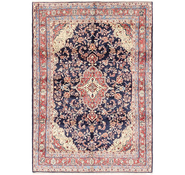 7' x 9' 10 Shahrbaft Persian Rug
