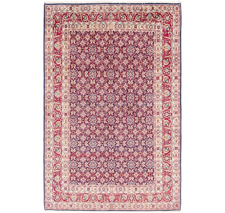 7' x 10' 7 Shahrbaft Persian Rug
