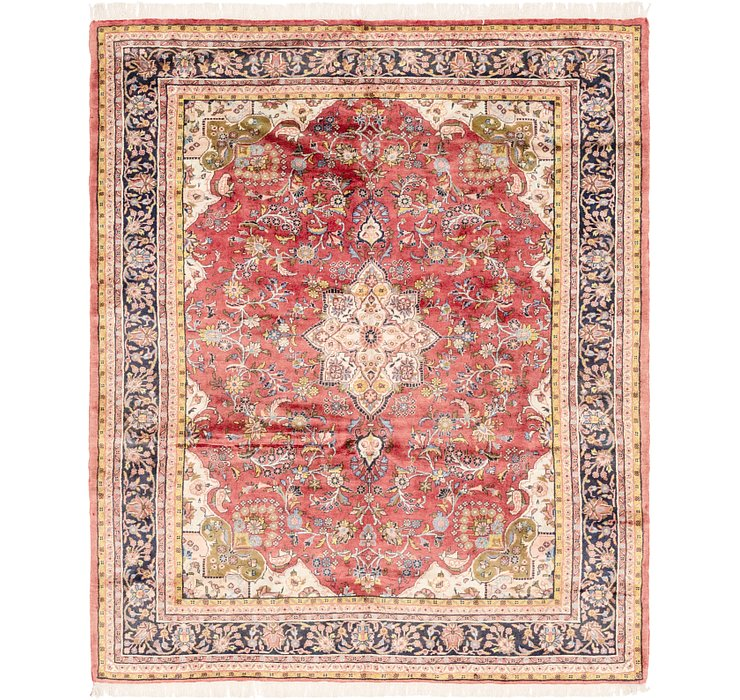 6' 10 x 8' 2 Shahrbaft Persian Squar...