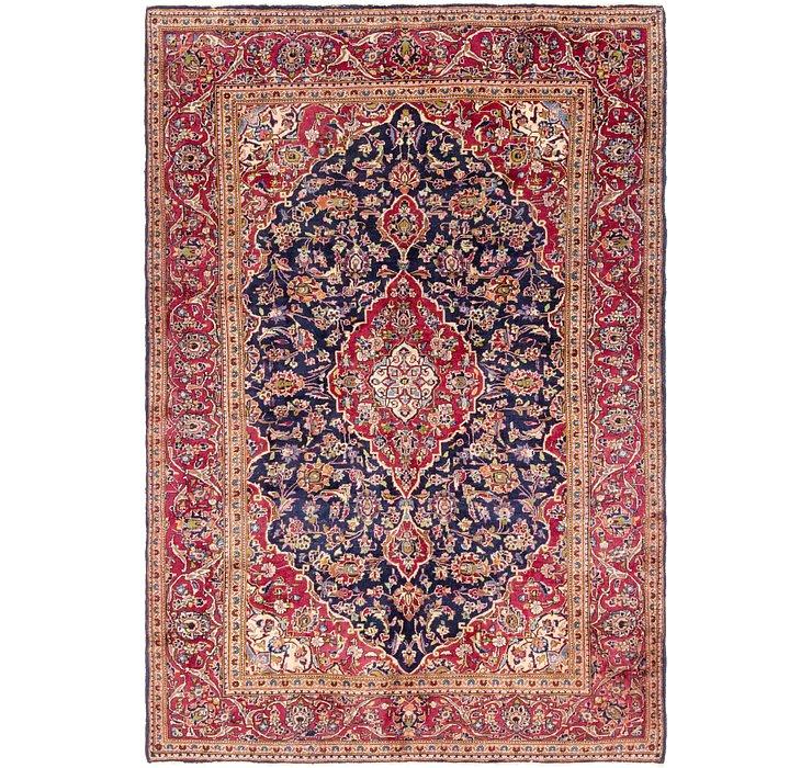 213cm x 305cm Kashan Persian Rug