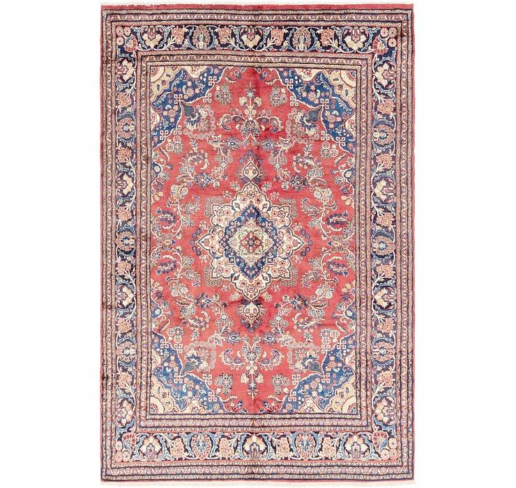 7' x 11' Shahrbaft Persian Rug