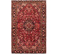 Link to 4' 7 x 7' 6 Borchelu Persian Rug