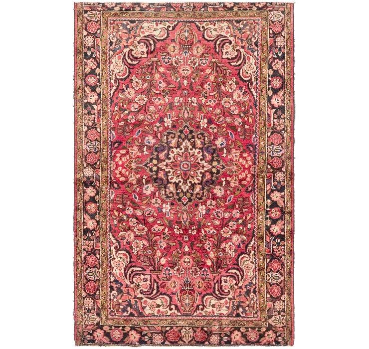 4' 7 x 7' 6 Borchelu Persian Rug