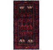 Link to 5' 6 x 10' 6 Sirjan Persian Runner Rug