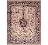 Link to 6' 9 x 9' Shahrbaft Persian Rug
