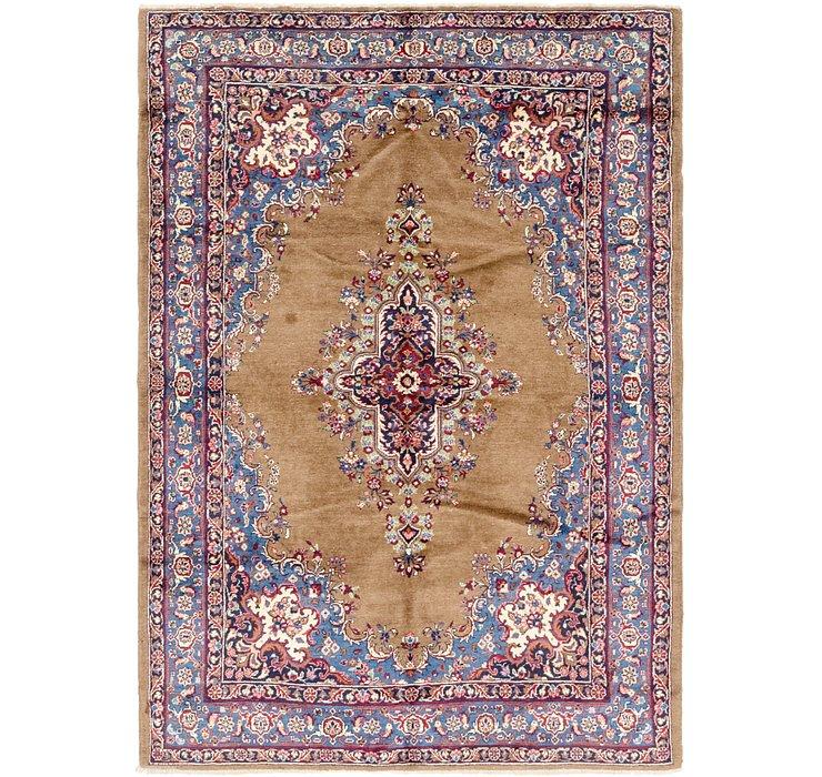 7' x 9' 9 Shahrbaft Persian Rug