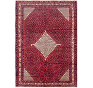 Link to 6' 10 x 9' 8 Hossainabad Persian Rug