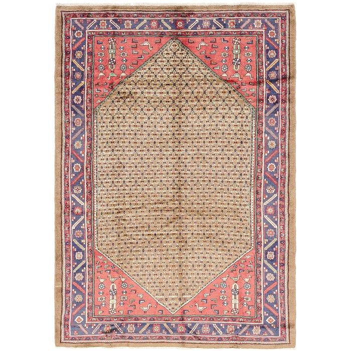 6' 8 x 9' 8 Koliaei Persian Rug
