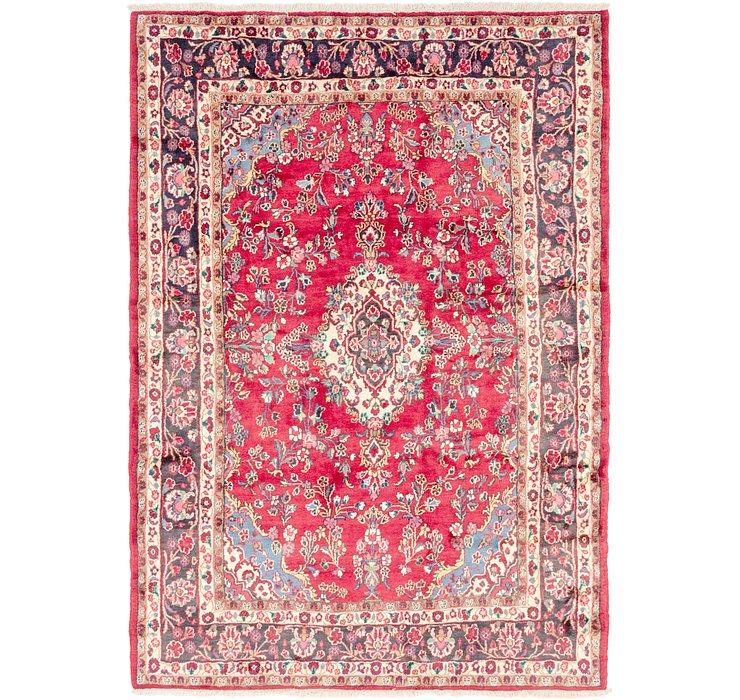 7' 4 x 10' 6 Shahrbaft Persian Rug