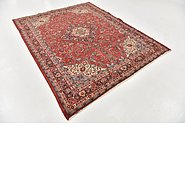 Link to 203cm x 257cm Shahrbaft Persian Rug