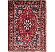 Link to 7' x 9' 4 Hamedan Persian Rug