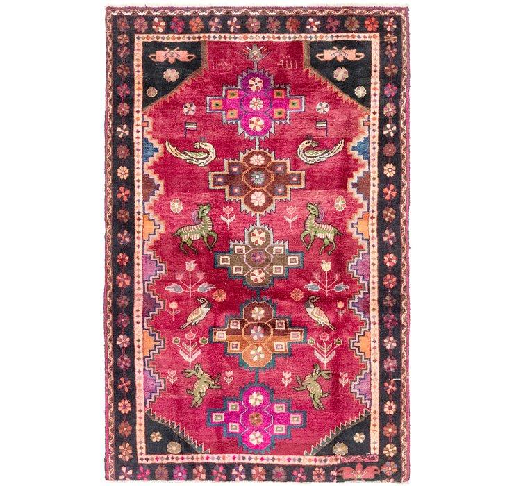 4' 10 x 7' 10 Koliaei Persian Rug