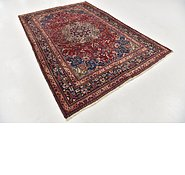 Link to 6' 4 x 9' 4 Mashad Persian Rug