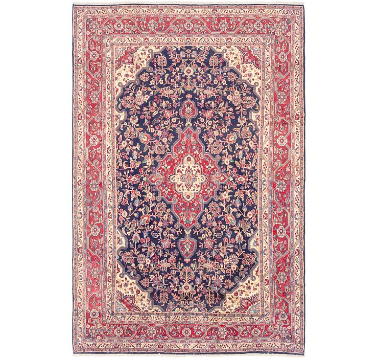 7' x 10' 9 Shahrbaft Persian Rug