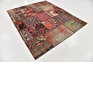 Link to 6' 5 x 7' 8 Ultra Vintage Persian Square Rug