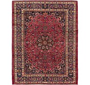 Link to 8' 5 x 10' 6 Mashad Persian Rug
