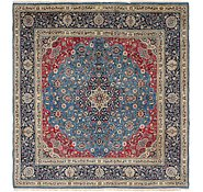 Link to 8' 3 x 8' 7 Isfahan Persian Square Rug