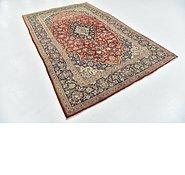 Link to 6' 4 x 9' 10 Kashan Persian Rug