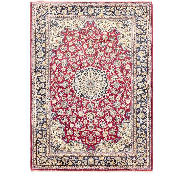 250cm x 343cm Isfahan Persian Rug