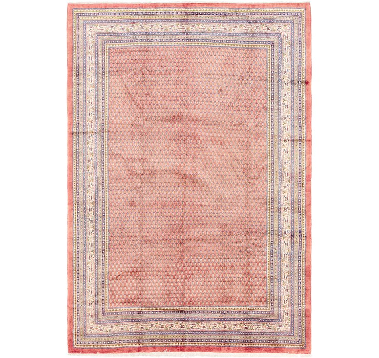 8' 2 x 11' 4 Botemir Persian Rug