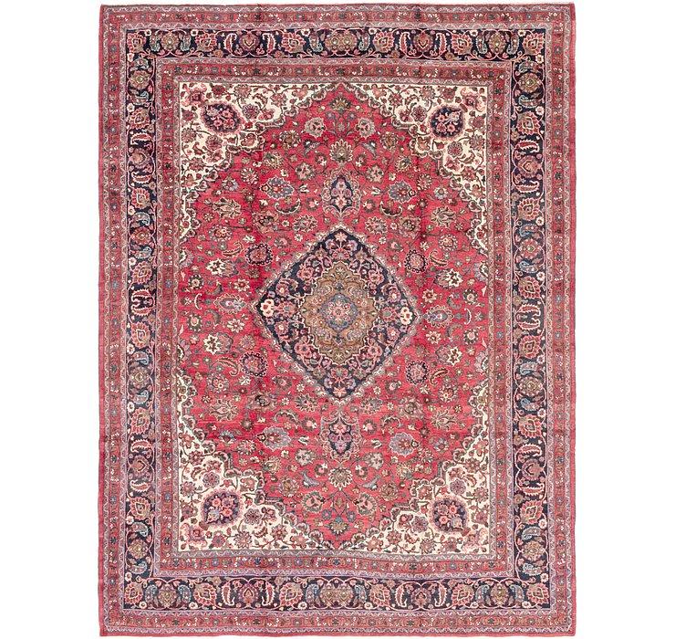 10' x 13' 8 Mashad Persian Rug