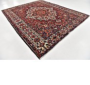 Link to 9' 9 x 12' Bakhtiar Persian Rug