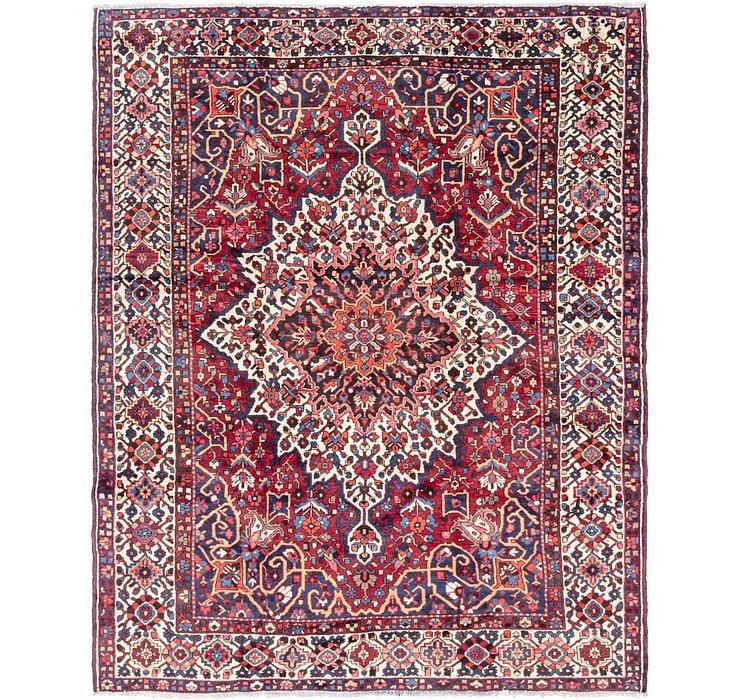 9' 9 x 12' Bakhtiar Persian Rug
