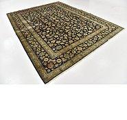 Link to 8' 7 x 11' 4 Kashan Persian Rug