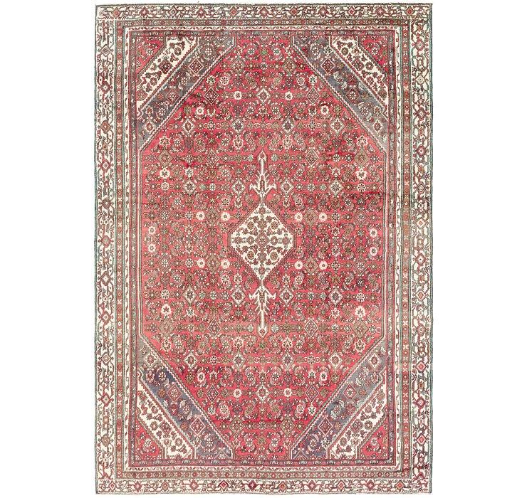 7' 8 x 11' 2 Hamedan Persian Rug