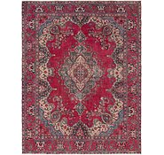 Link to 9' 8 x 12' 4 Tabriz Persian Rug