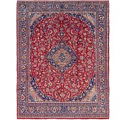 Link to 9' 9 x 12' 7 Mashad Persian Rug