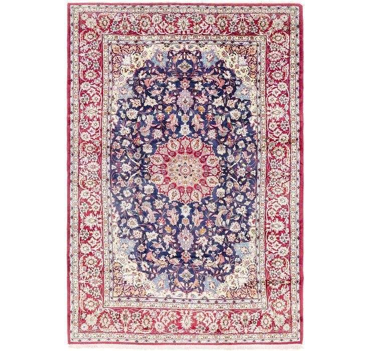9' 9 x 14' 6 Isfahan Persian Rug