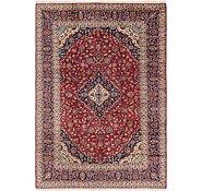 Link to 9' 7 x 13' 5 Kashan Persian Rug