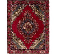 Link to 9' 2 x 11' 8 Tabriz Persian Rug