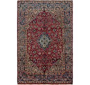 Link to 205cm x 305cm Kashan Persian Rug