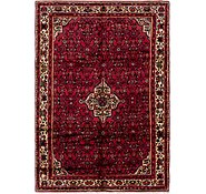 Link to 6' 9 x 9' 6 Hossainabad Persian Rug