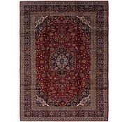 Link to 9' 10 x 13' 3 Kashan Persian Rug