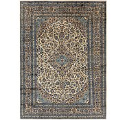 Link to 257cm x 348cm Kashan Persian Rug