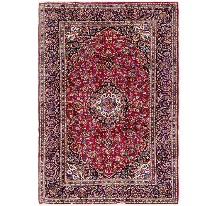 8' 3 x 12' Kashan Persian Rug