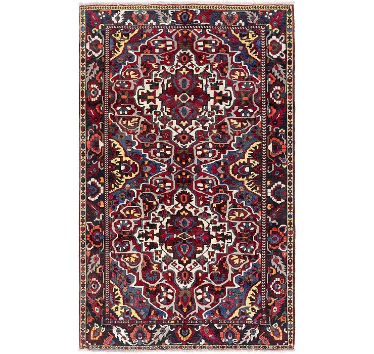 6' 9 x 11' Bakhtiar Persian Rug