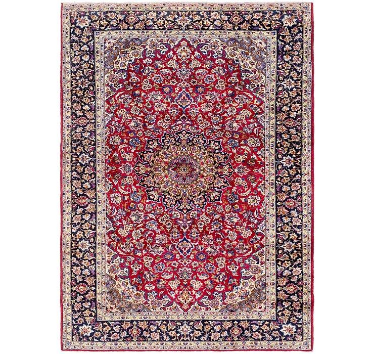 8' 10 x 12' Isfahan Persian Rug