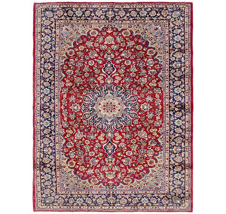 8' 6 x 11' 8 Isfahan Persian Rug