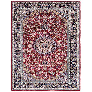 Link to 270cm x 348cm Isfahan Persian Rug item page