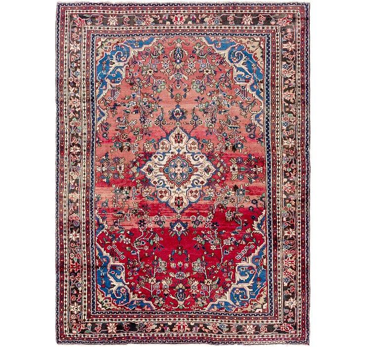 8' 5 x 11' 6 Hamedan Persian Rug