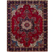 Link to 9' 4 x 12' 5 Tabriz Persian Rug