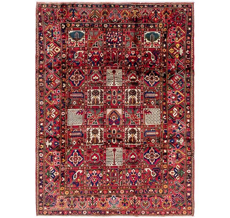 7' 8 x 10' 3 Bakhtiar Persian Rug